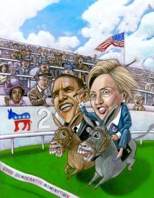 Democratic Race 2008