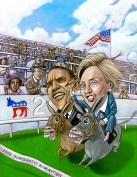 Democratic Race 2008