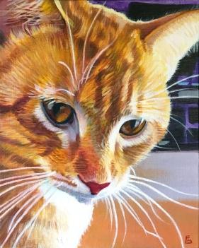 Acrylic on Canvas Board
